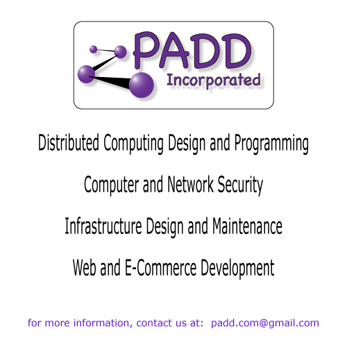PADD Incorporated overview